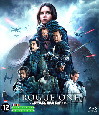 Jaquette Blu-ray Rogue One: A Star Wars story