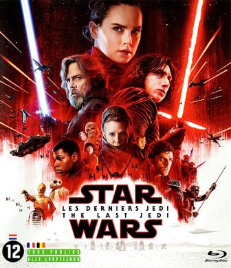 Jaquette Blu-ray Star Wars : Les Derniers Jedi